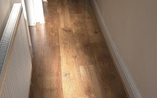 Premier select burnished Oak
