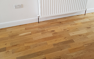 Timeless Engineered Flooring 18/5mm x 150mm Oak Brushed and Oiled