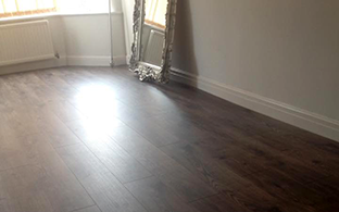 Horizon Grey Brown Oak
