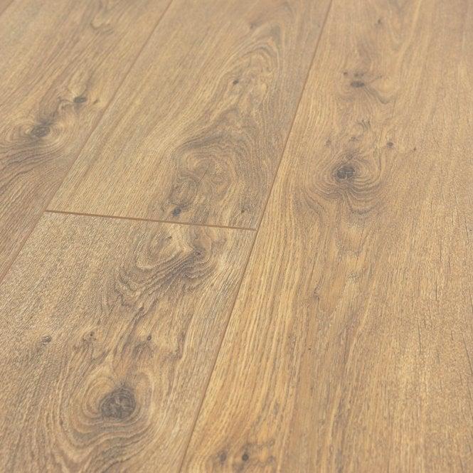 12mm Laminate Flooring Rustic Oak, Luxury Laminate Flooring