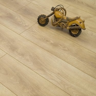 Luxury - 12mm Laminate Flooring - San Marino Oak