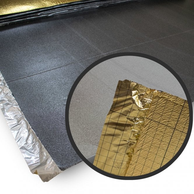 LVT Underlay 1.5mm (9.6m2 Coverage)