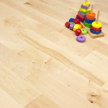 Majestic Engineered Maple Flooring 18/4.5mm x 125mm Lacquered 1.575m2
