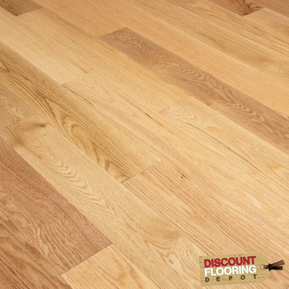 Majestic Engineered Red Oak Flooring 18 X 125mm