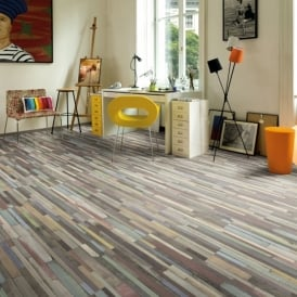 Manhattan Multi Art Oak Laminate Flooring 7mm AC3 2.4806m2