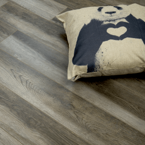 Metropolitan - 12mm Laminate Flooring - Hudson Oak