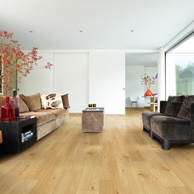 Natures Valley - 8mm Laminate Flooring - Amber Oak
