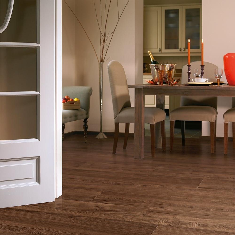 Natures Valley 8mm Laminate Flooring, Valley Walnut Laminate Flooring