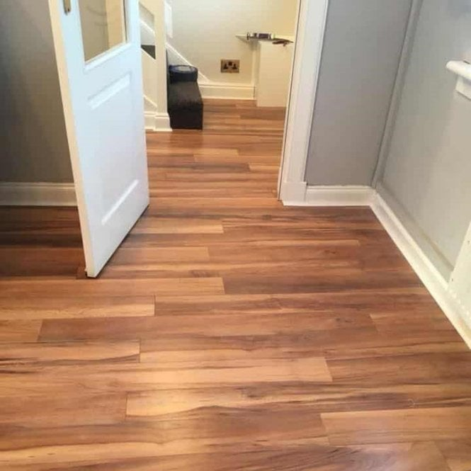 Newtown Wood - 8mm Laminate Flooring - Maple