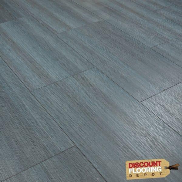 Intermezzo Grey Slate Effect Laminate Flooring 2 05 M: Northland Tile Ceramic Wood Blue Grey 8mm V-Groove 1.68m2