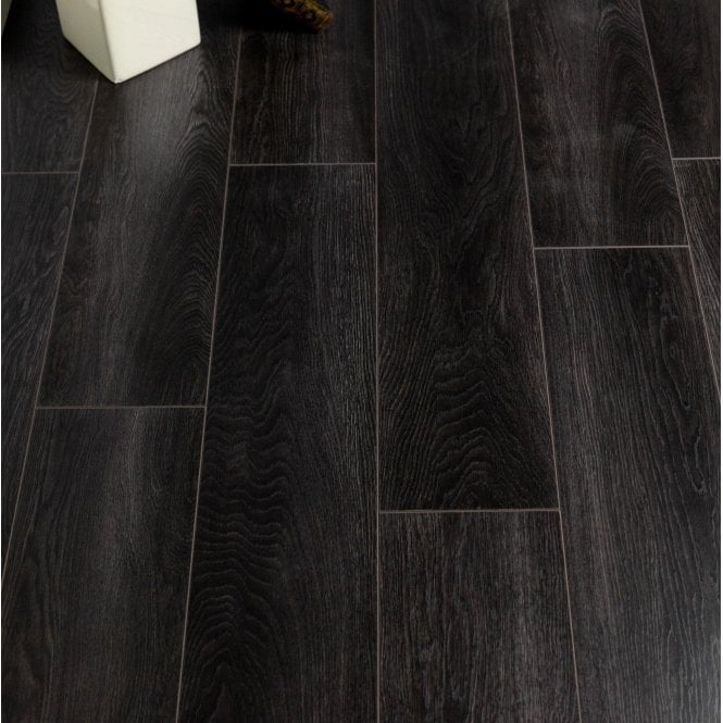 Pelmore - 8 mm laminate flooring - Onyx Oak