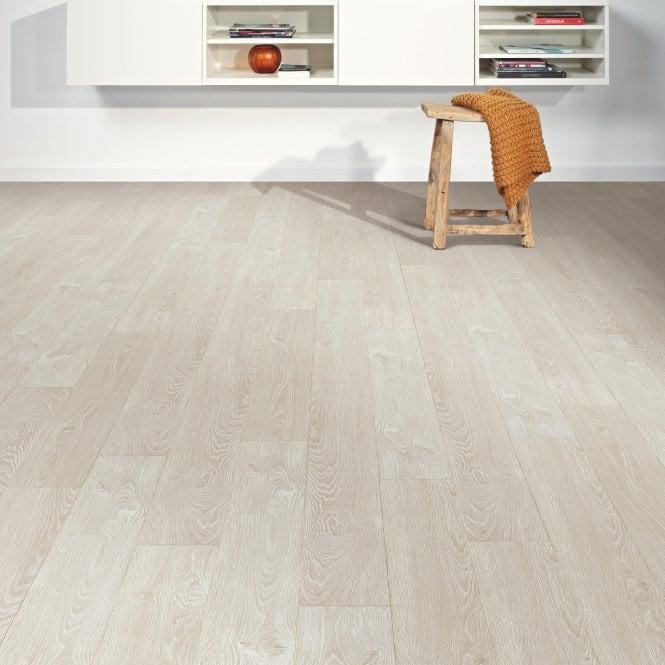 Pelmore - 8 mm laminate flooring - Pestle Oak