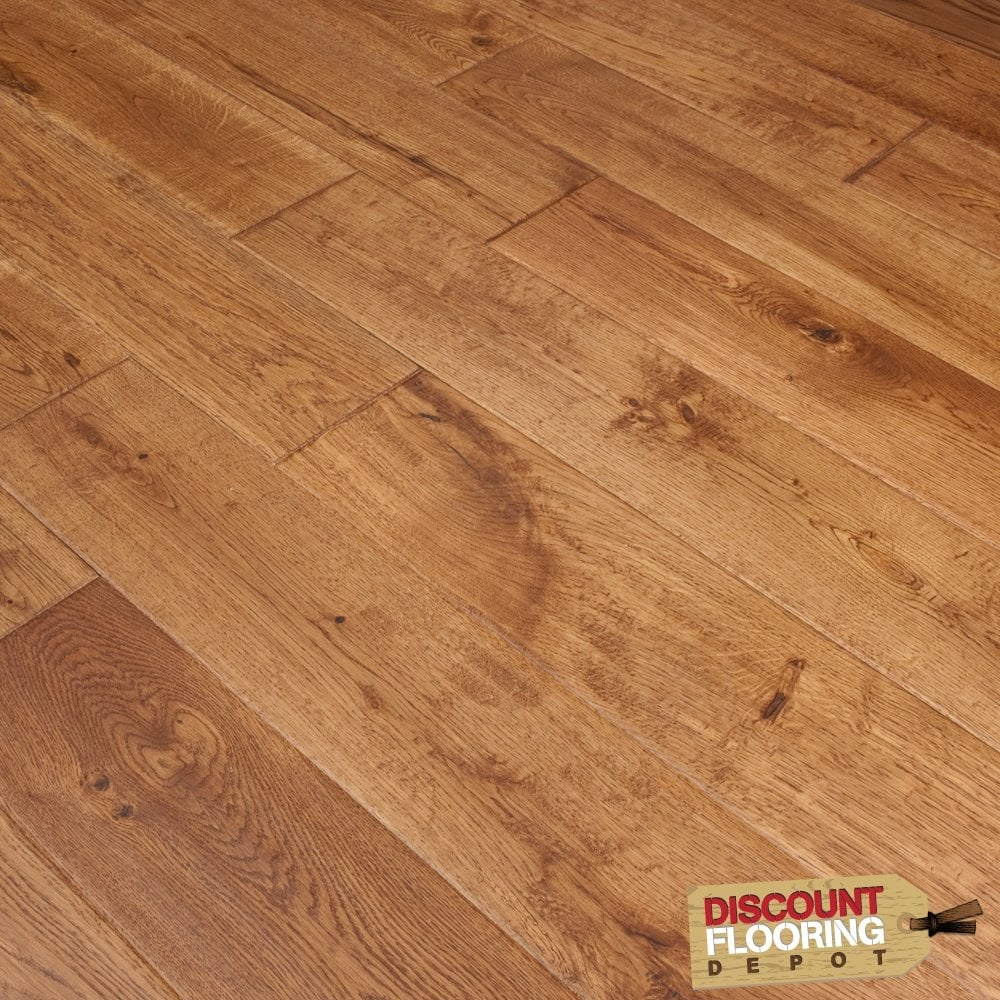 platinum series solid oak flooring 18mm x 150mm hand. Black Bedroom Furniture Sets. Home Design Ideas