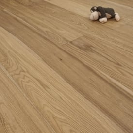 Platinum Series XL Engineered Flooring Clic 14/3mm x 189mm Oak Brushed and Lacquered 2.81m2