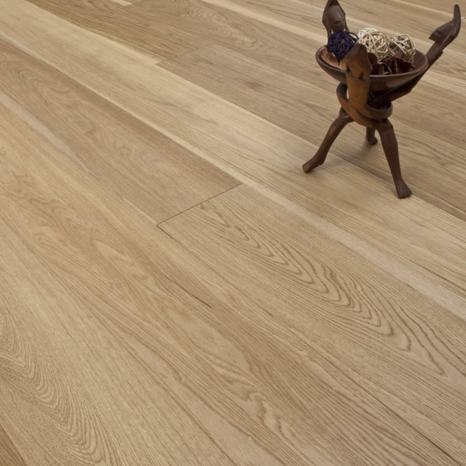 Platinum Series XL Engineered Flooring Clic 14/3mm x 189mm Oak Brushed and Oiled 2.81m2