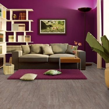 Premier Elite - 8mm Laminate Flooring - Dark Acacia