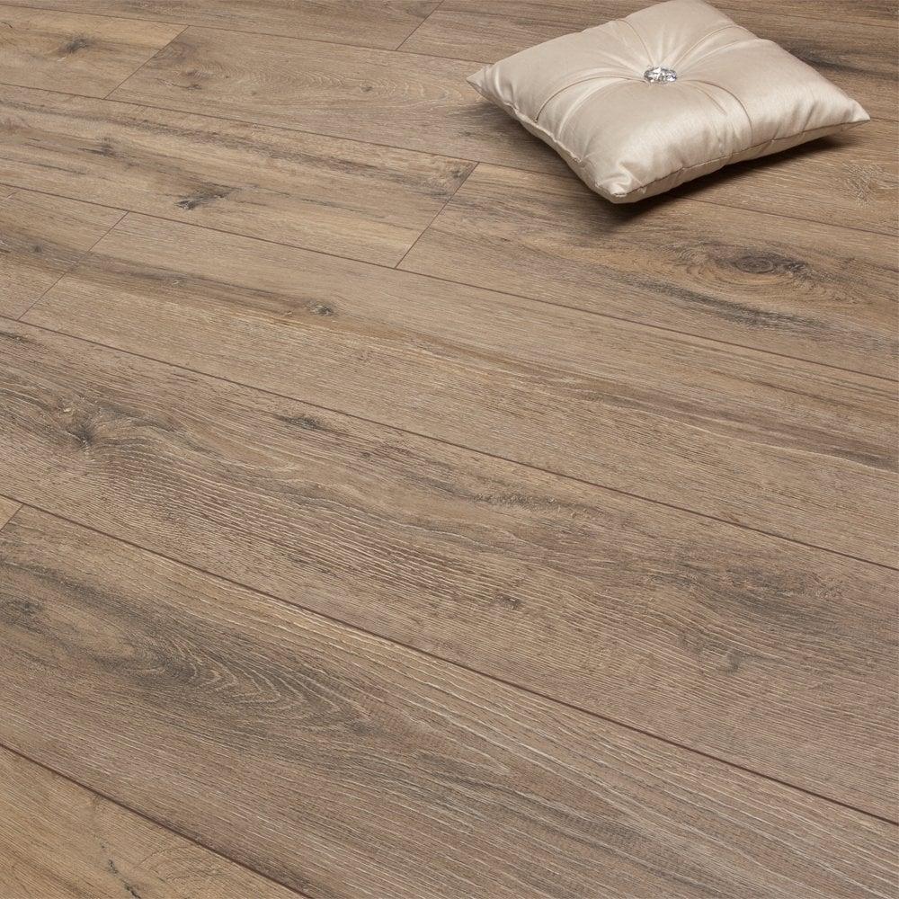 Premier Elite 8mm Laminate Flooring Modern French Oak 1 99m2
