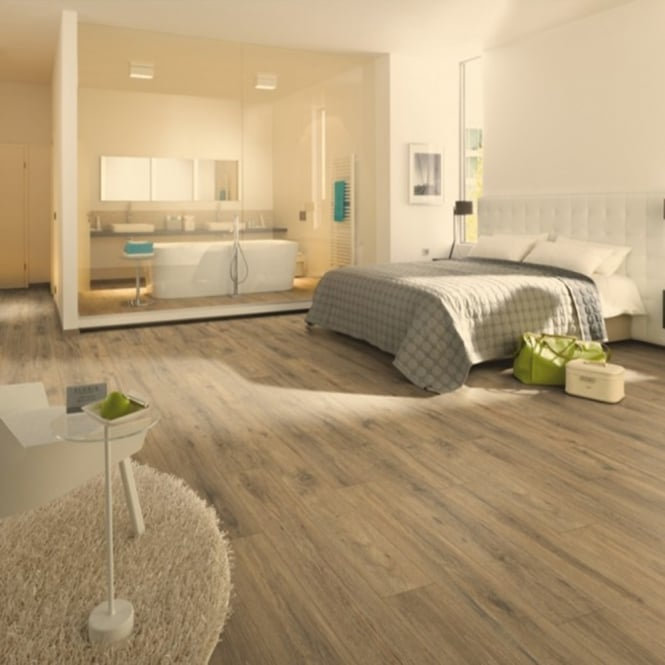 Premier Elite - 8mm Laminate Flooring - Modern French Oak