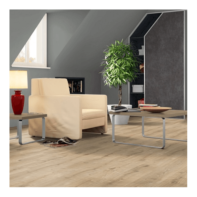 Premier Elite - 8mm Laminate Flooring - Stirling Oak