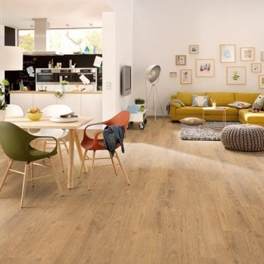 Premier Elite - 8mm Laminate Flooring - Thames Oak