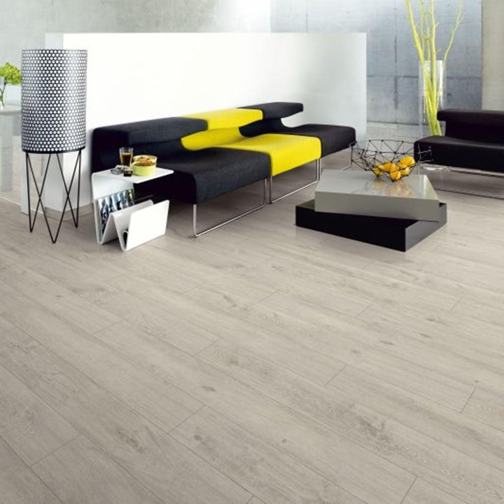 Golden Elite Hardwood Flooring Reviews: Premier Elite Galaxy Oak 8mm Laminate Flooring V-Groove