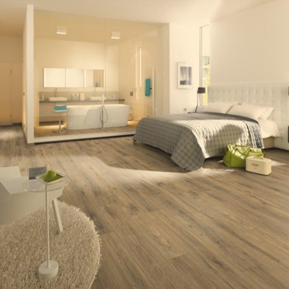 Medium French Oak 8mm Premier Elite Laminate Flooring