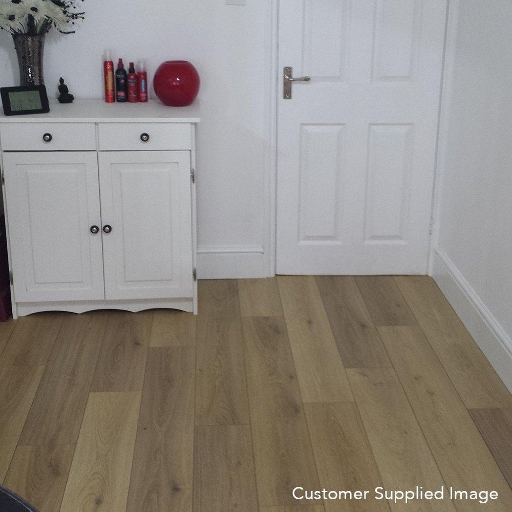 8mm Laminate Flooring misty birch 8mm laminate flooring from cascade laminate Premier Elite Warm Oak 8mm Laminate Flooring V Groove Ac4 199m2