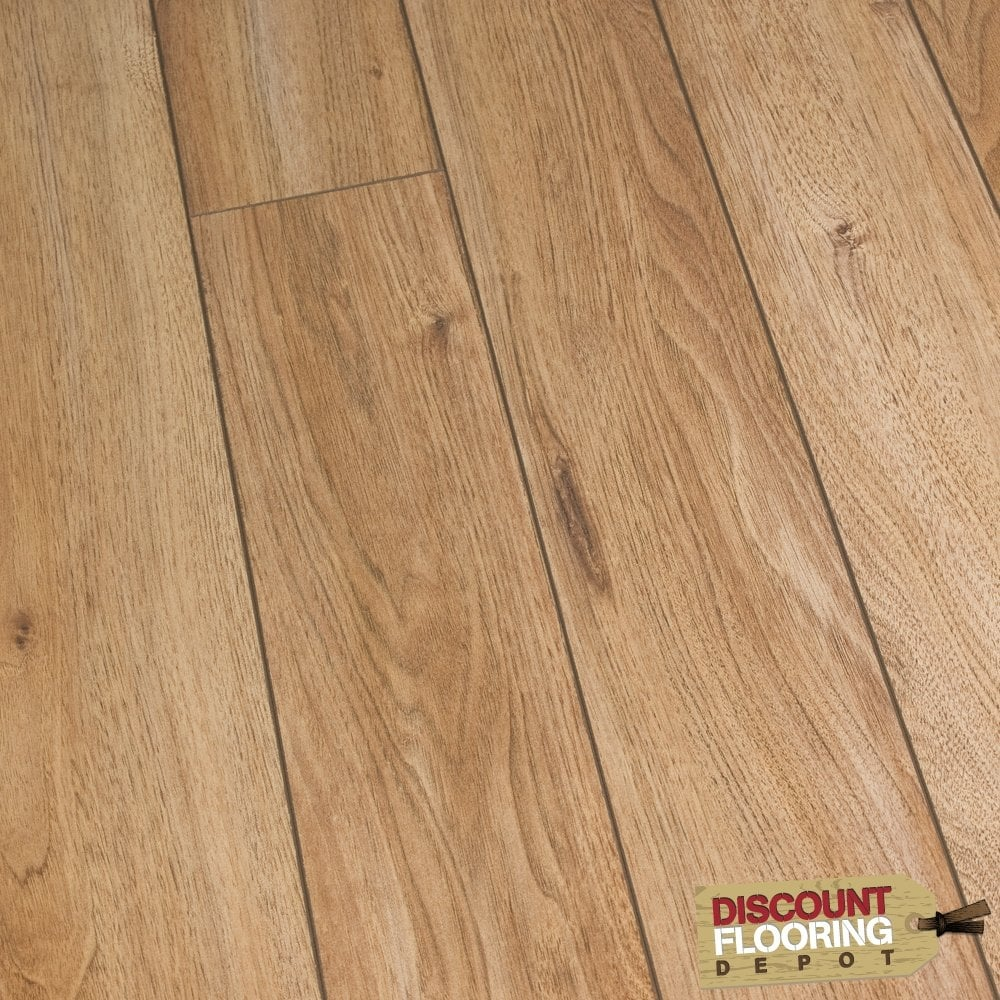 premier oak 10mm laminate flooring v groove ac4
