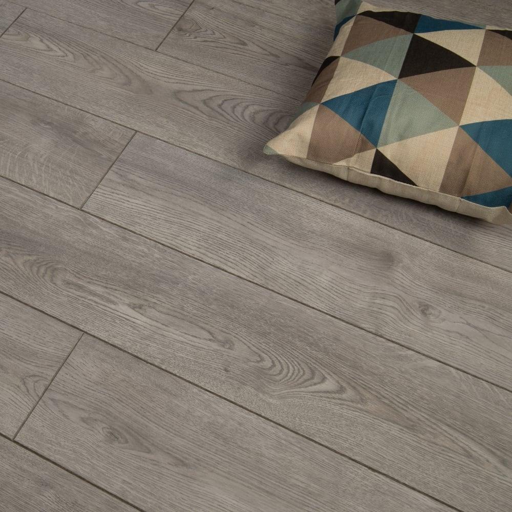 Premier Select - 5mm Laminate Flooring - Modern Grey Oak