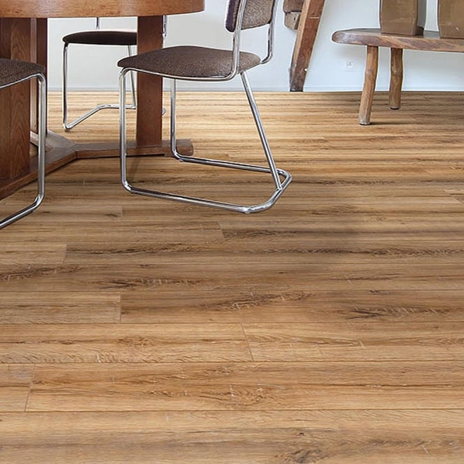 Premier Select - 8mm Laminate Flooring - Natural Oak