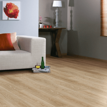 Premier Select - 8mm Laminate Flooring - Rustic Birch
