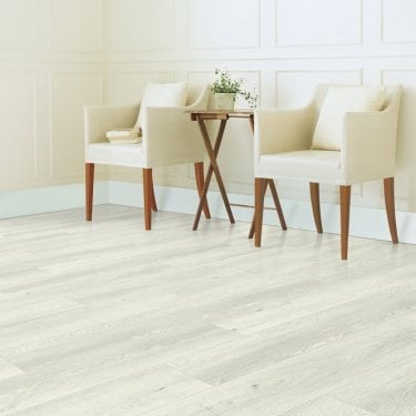 Premier Select - 8mm Laminate Flooring - White Oak