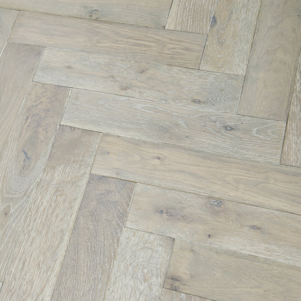 Princeton Engineered Herringbone Parquet Flooring Oak 18 5 X 90mm