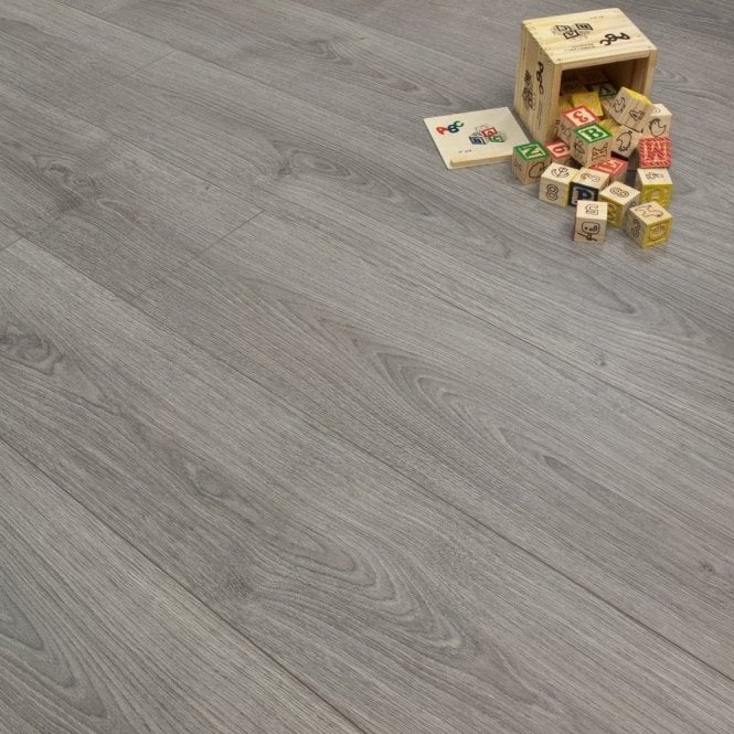Pro-Fit - 12mm Laminate Flooring - Ashton Oak
