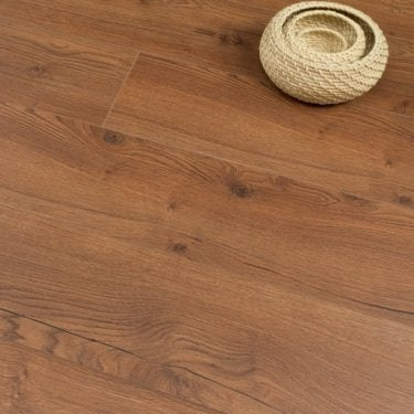 Pro-Fit - 12mm Laminate Flooring - Caramel Oak