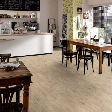 Pro-Fit - 12mm Laminate Flooring - Rustic Beige