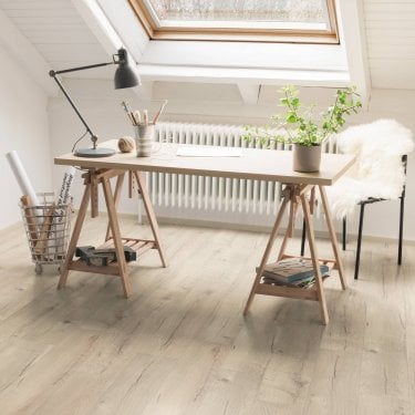 Pro-Fit - 12mm Laminate Flooring - Scavenger Oak