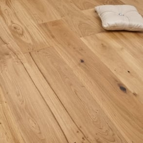 Smart Choice Click Engineered Oak Flooring 14/2.5mm x 180mm Brushed and Oiled 1.37m2
