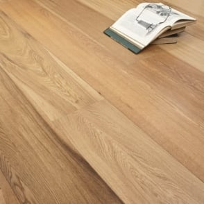 Diamond Series Engineered Flooring 14/3mm x 240mm Oak Lacquered 2.736m2