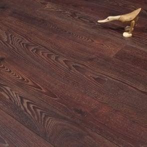 Balterio balterio magnitude blackfired oak 580 8mm for Balterio carbon black laminate flooring