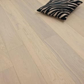 Platinum Series XL Engineered Flooring Clic 14/3mm x 189mm Oak White Falls 2.81m2