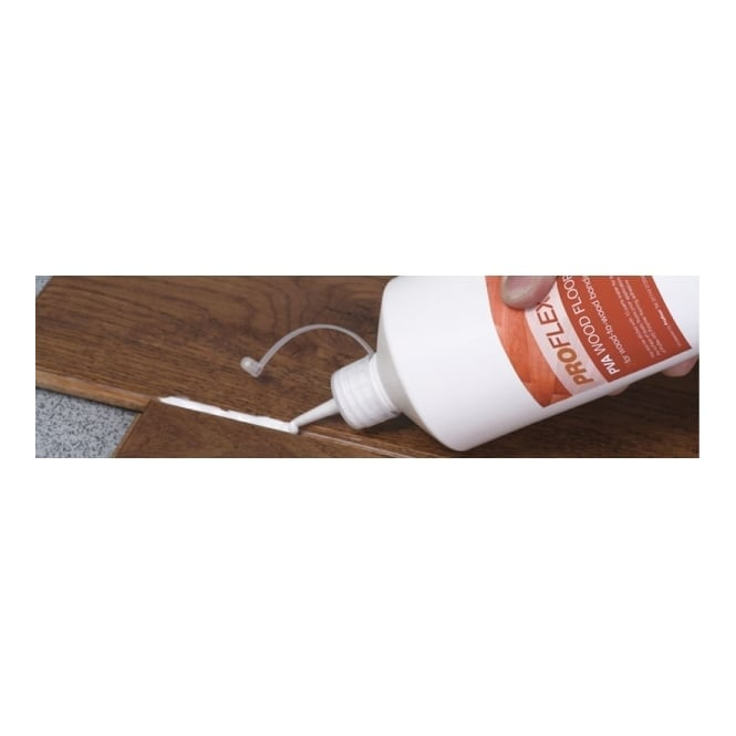 Proflex PVA Wood Flooring Glue 1kg