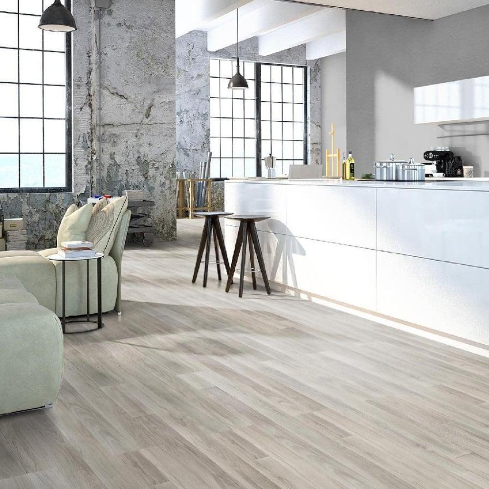 Provincial 7mm Laminate Flooring Light Multi Oak 2