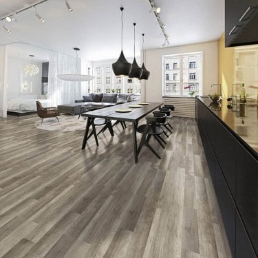 Provincial - 7mm Laminate Flooring - Multi Oak