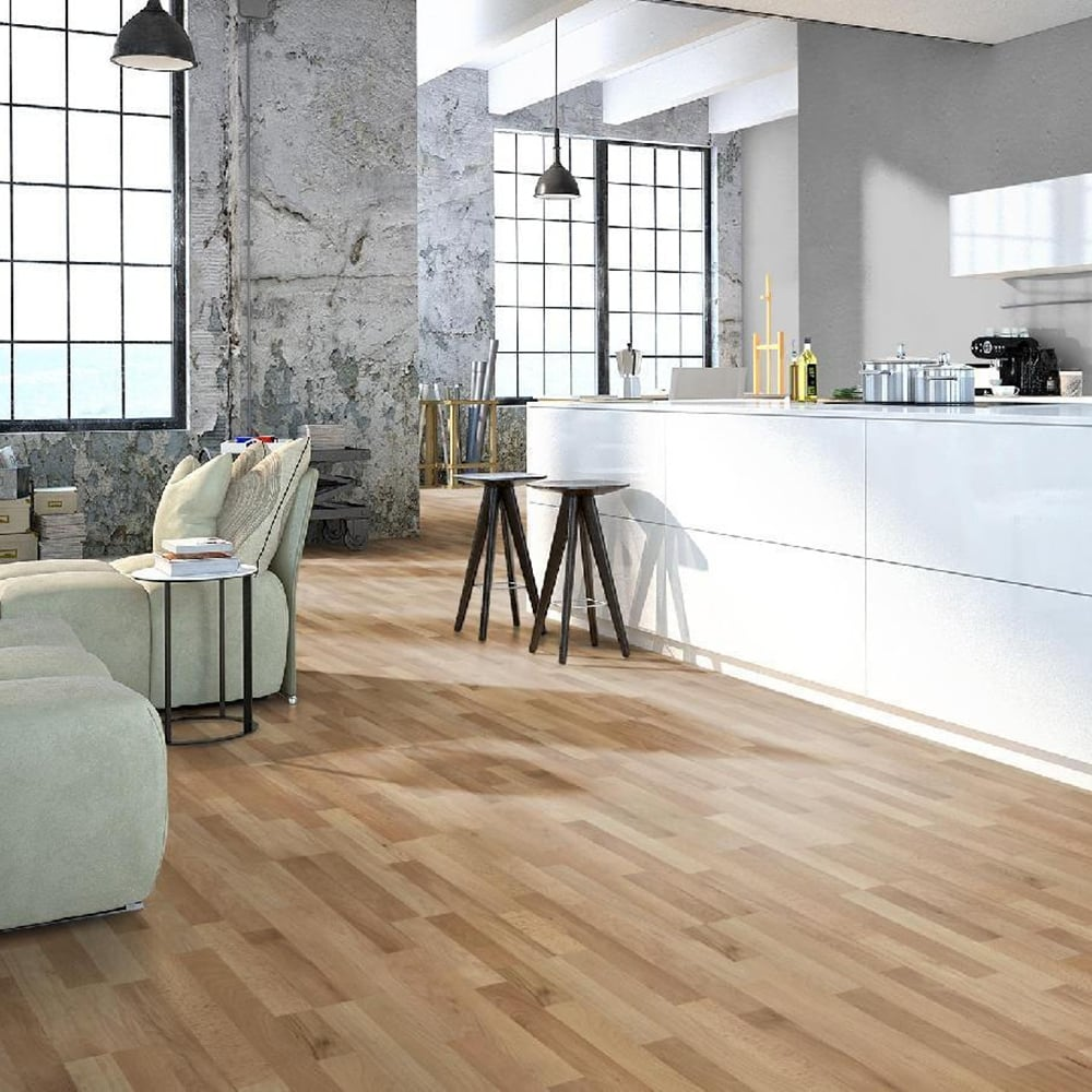 provincial classic oak 7mm flat edge ac3. Black Bedroom Furniture Sets. Home Design Ideas