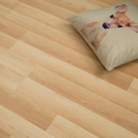 Provincial Sunshine Oak 7mm Flat Edge