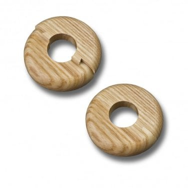 Radiator Oak Rosettes (Pack of 2)