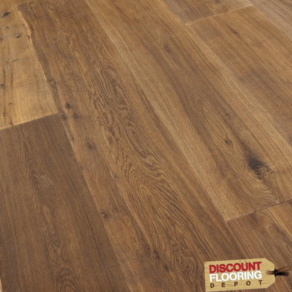 redwood x wide oak natural smoked oiled engineered flooring