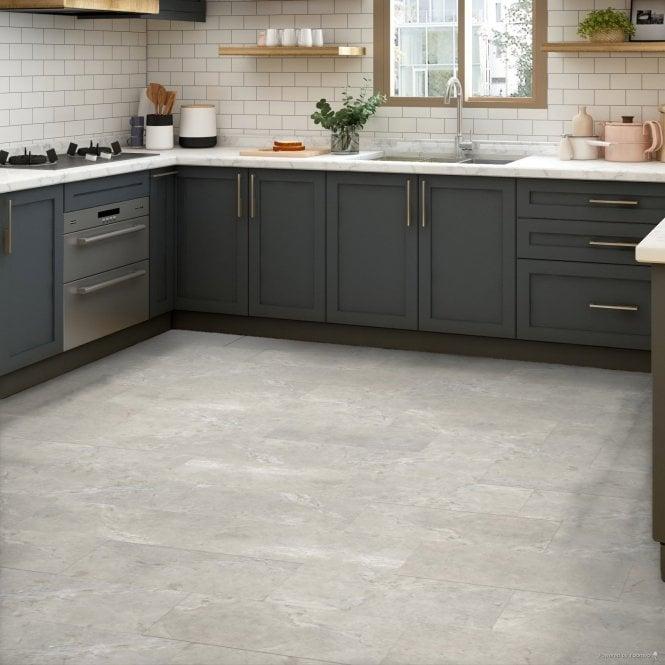 Rushmore - LVT Flooring - Misty Marble