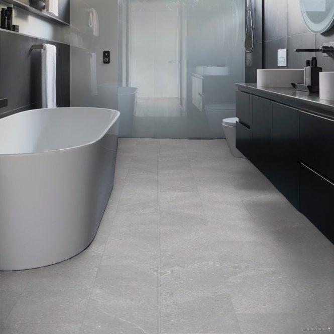 Rushmore - LVT Flooring - Opal Grey